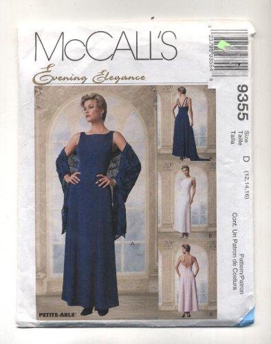 Vogue Prom Dress Patterns - 2