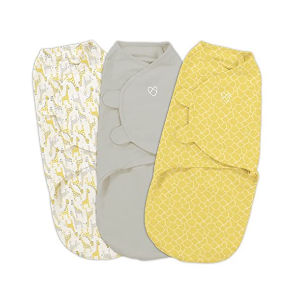 SwaddleMe Original Swaddle 3-PK, Safari (SM)