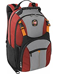 Swiss Gear Sherpa 16 Laptop Backpack Travel School Bag - Red