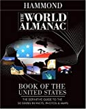 The World Almanac Book of the United States, Hammond World Atlas Corporation, 0843709685