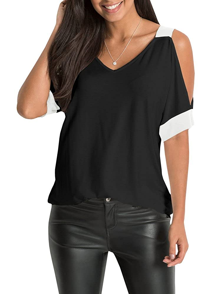 1855772a820ee Top 10 wholesale Cold Shoulder Tops Very - Chinabrands.com
