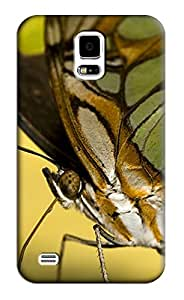 Dragonfly Hard Back Shell Case / Cover for Samsung Galaxy S5