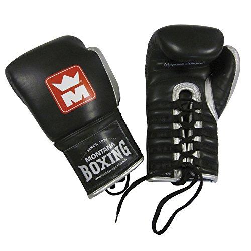 お気に入り Montana Montana 45227 大人用 ボクシンググローブ ユニセックス 大人用 ブラック 45227 B07CTDYTL4, WISERS:1371a578 --- sabinosports.com
