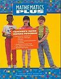 Tests Math Plus, 1992, HB Staff, 0153010169