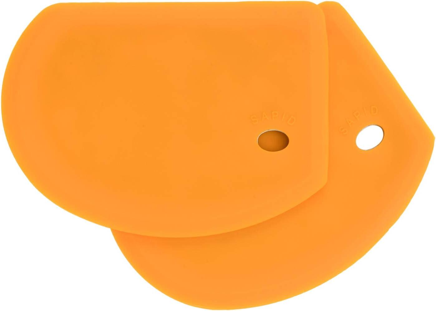 Sapid Flexible Silicone Bowl Scraper(5.98
