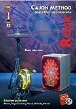 Cajon Method and Other Percussions - Rock: Rhythm Patterns Blues, Pop, Rock, Balada, Metal