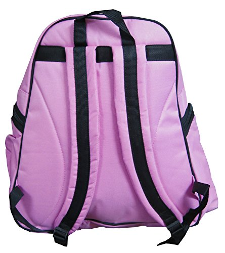 Broad Bay Girls University of Alabama Soccer Ball Backpack or Volleyball Bag Ball Carrier by Broad Bay (Image #2)