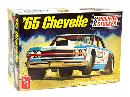 AMT 1965 Chevelle Modified Stocker 1/25 Scale Model Kit from AMT
