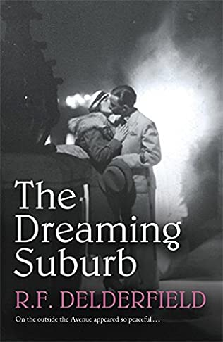 book cover of The Dreaming Suburb