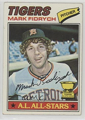 Mark Fidrych Ungraded COMC Poor to Fair (Baseball Card) 1977 Topps - [Base] #265