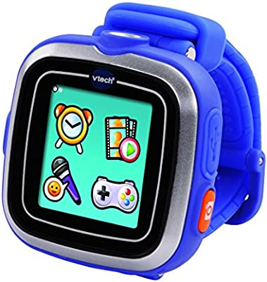 VTech - Smartwatch, Kidizoom, Color Azul (3480-155722): Amazon.es ...