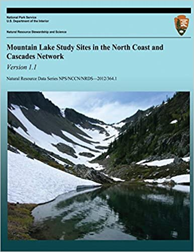 Mountain Lake Study Sites in the North Coast and Cascades Network Version 1.1