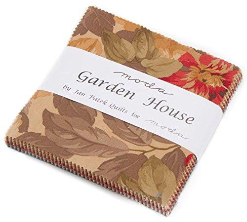 Garden Cotton Quilt Fabric - 6