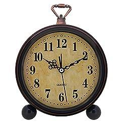 Konigswerk Vintage Alarm Clock, Analog T...