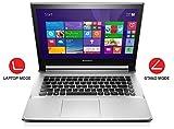 Lenovo Flex 2 14″ Dual-Mode Convertible Laptop – 14.0-inch FHD TouchScreen / Intel i7-4510U 2.0GHz / 8GB RAM / 1 TB HDD+8 GB SSD/ Backlit Keyboard/ Windows 8.1