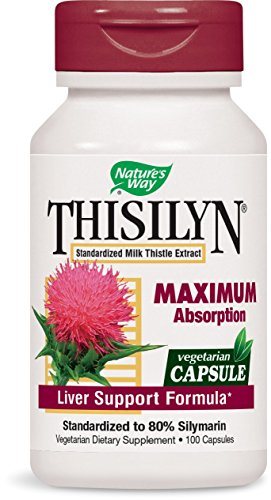 Nature S Way Thisilyn Milk Thistle  Vcaps