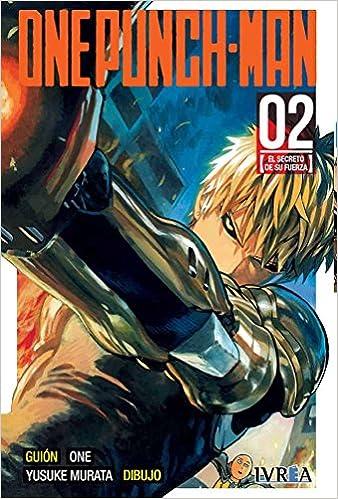 One Punch-man  02 por One & Yusuke Murata epub