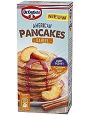 Dr.Oetker American Pancakes Kaneel mix (6x 300g multipack), mix voor 12 pancakes