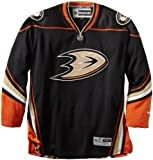 NHL Men's Anaheim Ducks Reebok Edge Premier Team Jersey - 7185H5Bvhpjadu (Black, XXXX-Large)