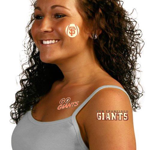 MLB San Francisco Giants 14778031 Tattoos