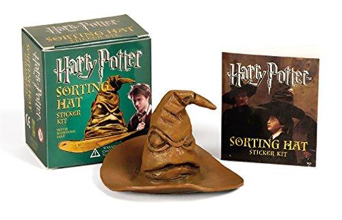 Harry Potter Sorting Hat Sticker Kit (Mega Mini Kits)