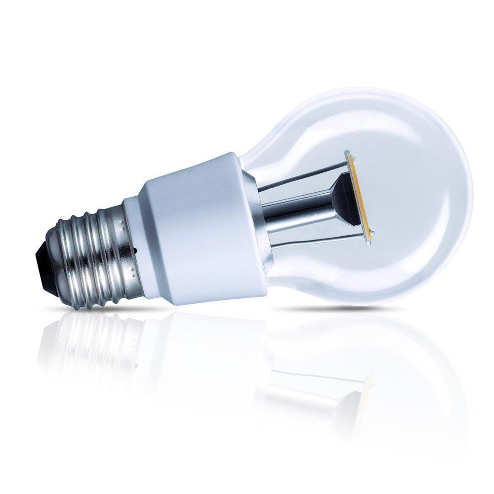 Panasonic 50-910-27-270 - Bombilla LED, 10 W, casquillo E27, luz cálida, 2700° K: Amazon.es: Iluminación