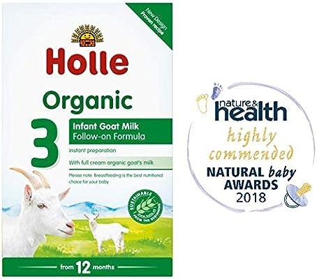 Holle Organic Goat Milk Formula (400g) Follow On Formula