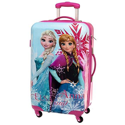 valise disney la reine des neiges mon bagage cabine. Black Bedroom Furniture Sets. Home Design Ideas
