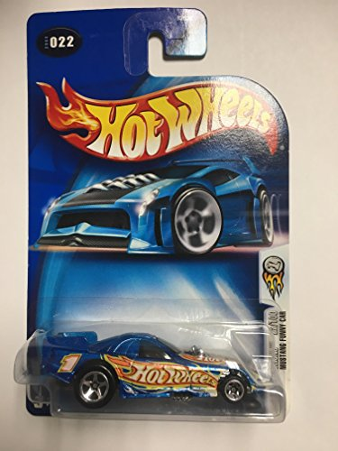 Hot Wheels 2004 First Edition 022 Mustang Funny Car 22/100 1:64 Scale