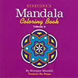 img - for [Everyone's Mandala Colouring Book: v. 2] (By: Monique Mandali) [published: January, 2001] book / textbook / text book