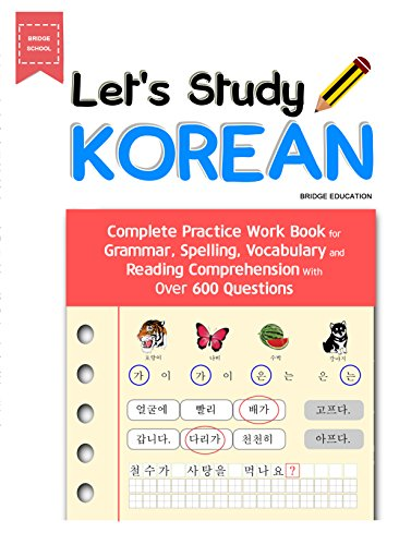 Study Korean with This Workbook
