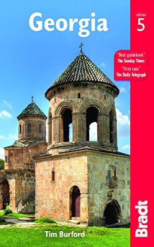 Georgia (Bradt Travel Guide)