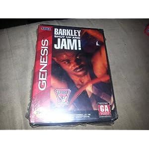 Barkley Shut up and Jam!