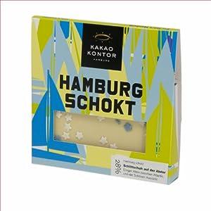 Kakao Kontor Hamburg - Schokolade - Hamburg schokt - Schlittschuh auf der...