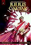 Image of Julius Caesar: The Graphic Novel (Campfire Graphic Novels)