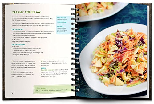 Buy healthy food cookbooks