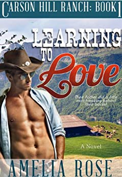 Learning To Love Contemporary Cowboy Romance Carson