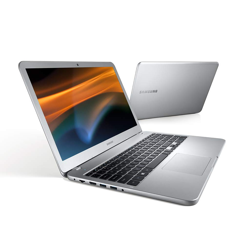 "Samsung - Notebook 5 15.6"" Laptop - AMD Ryzen 5 - 8 GB Memory- 1 TB Hard Drive - Light Titan"