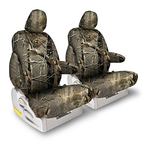 Front Seats: ShearComfort Custom Realtree...