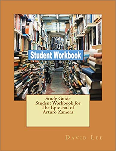 Amazon.com: Study Guide Student Workbook for The Epic Fail ...
