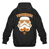 Custom University Of Tennessee Men's Hoodies Black