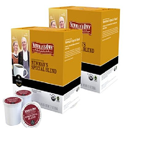 Newman's Own Extra-bold Special Blend Coffee K-Cups, Two 80 Packs (160 Total) for Keurig Brewers by Newman's Own