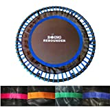 Boing Rebounder Bungee Trampoline 50″ (Blue, Bungee Strength (150-250 lbs))
