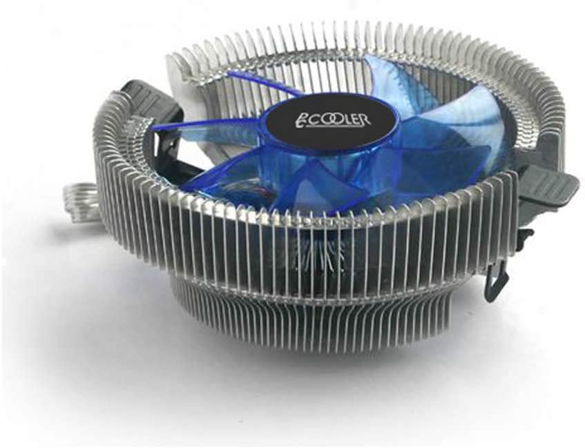 PCCOOLER E91M 90mm 4PIN PWM CPU Cooler for Intel LGA 1151/1150/1155/1156/775 & AMD AM4/FM2+/FM2/FM1/AM3+AN3/AM2+AM2
