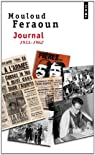 Journal : 1955-1962 par Mouloud Feraoun