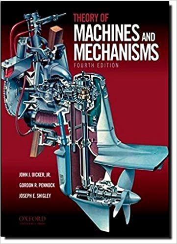 Theory of machines and mechanisms john uicker gordon pennock theory of machines and mechanisms 4th edition fandeluxe Images