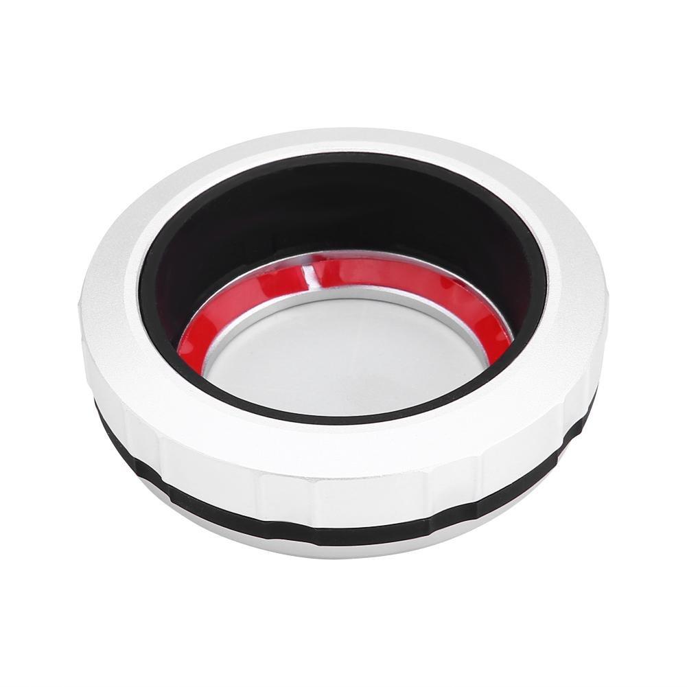Qiilu Car Multimedia Buttons Decorative Cover Trim