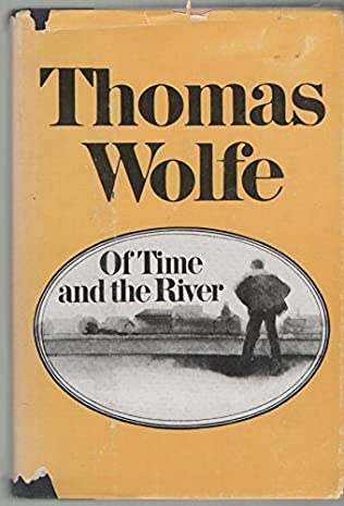 book cover of Of Time and the River