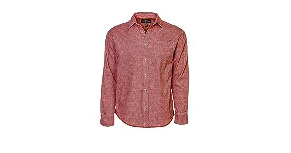 Amazon.com: Pete Huntington para hombre camisa de vestir de ...