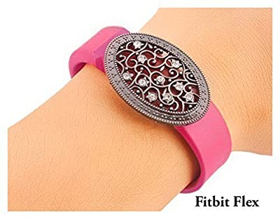 Fitbit Bling Jewelry Accessories - Fitbit Flex bling - JANE